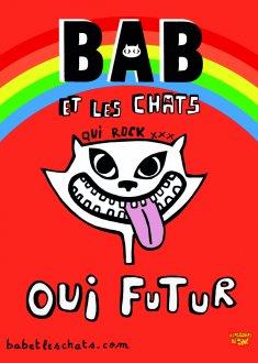 © BAB et les chats