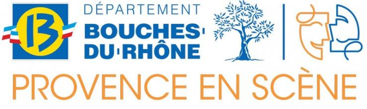 "Logo ""Provence en Scène"""
